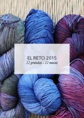 Le défi 2,015 - Choses à tricoter