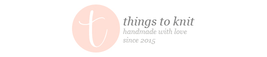 Things to Knit logo